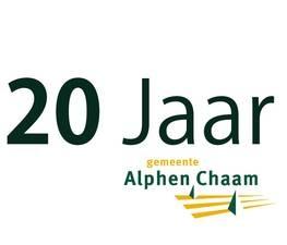 De gemeente Alphen-Chaam viert 20-jarig bestaan in alle kernen