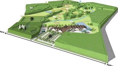 Belangrijke stap in ontwikkeling van recreatieve natuurpoort, welness en hotel