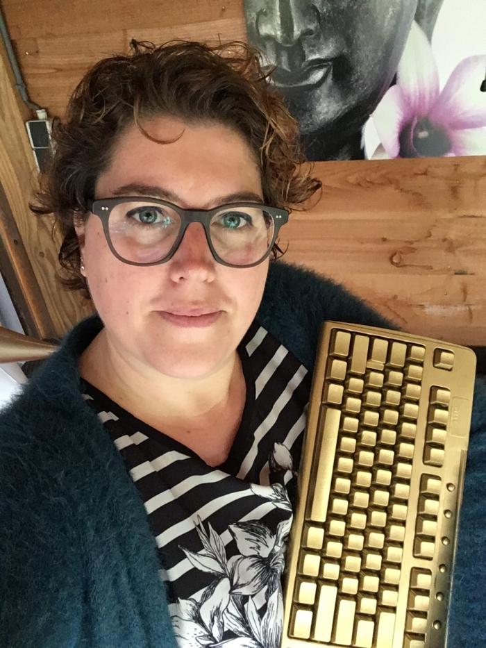 Bloggen over mijn vrijwilligerswerk