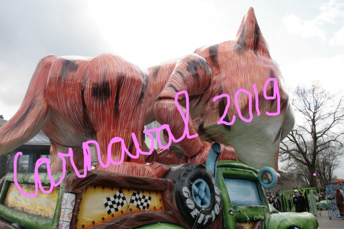 Carnaval en Arriva