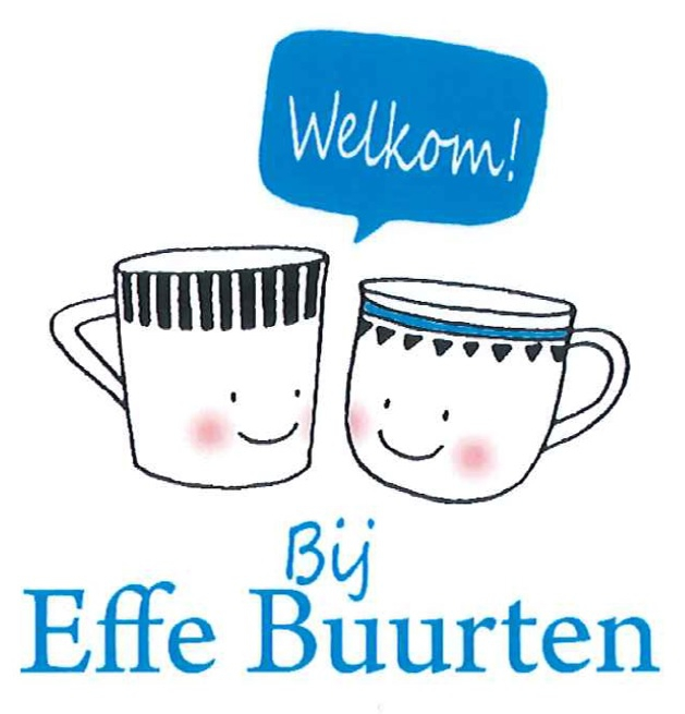 Nieuwjaarstoast bij Effe Buurten in CC Den Heuvel, Alphen