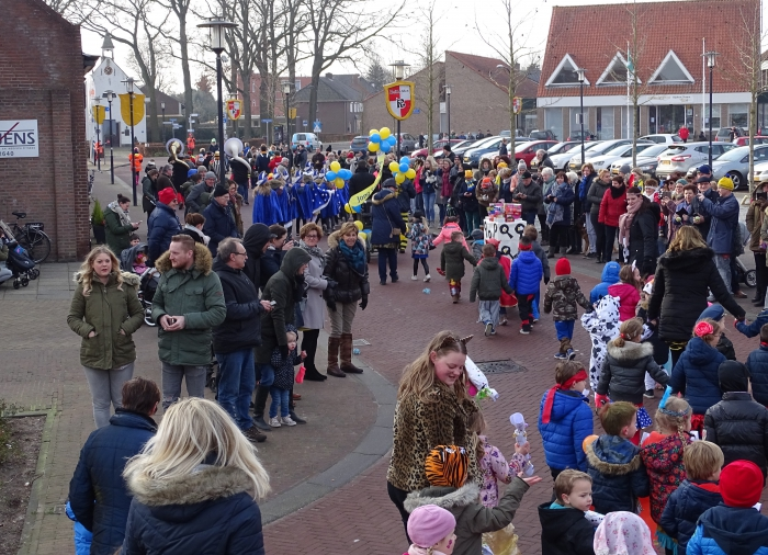 De Willibrordus-Carnavals-optocht 2019.