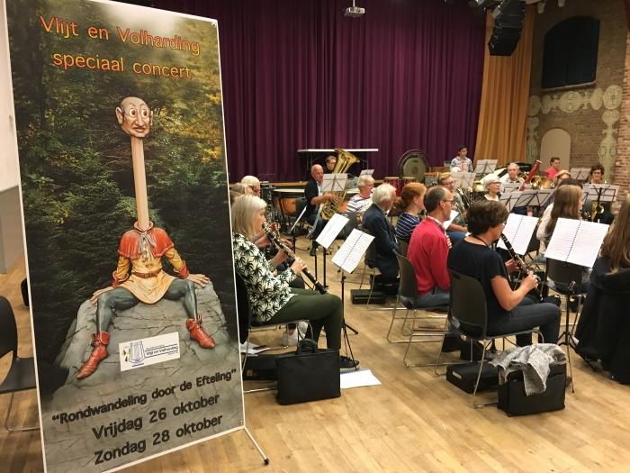 Muzikale Rondwandeling door de Efteling: Speciaal concert in CCDH Vlijt en Volharding