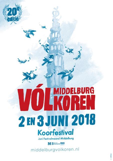 Fioretti doet mee aan Middelburg VOLkoren!!