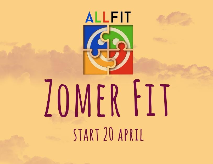 Allfit - Zomerfit