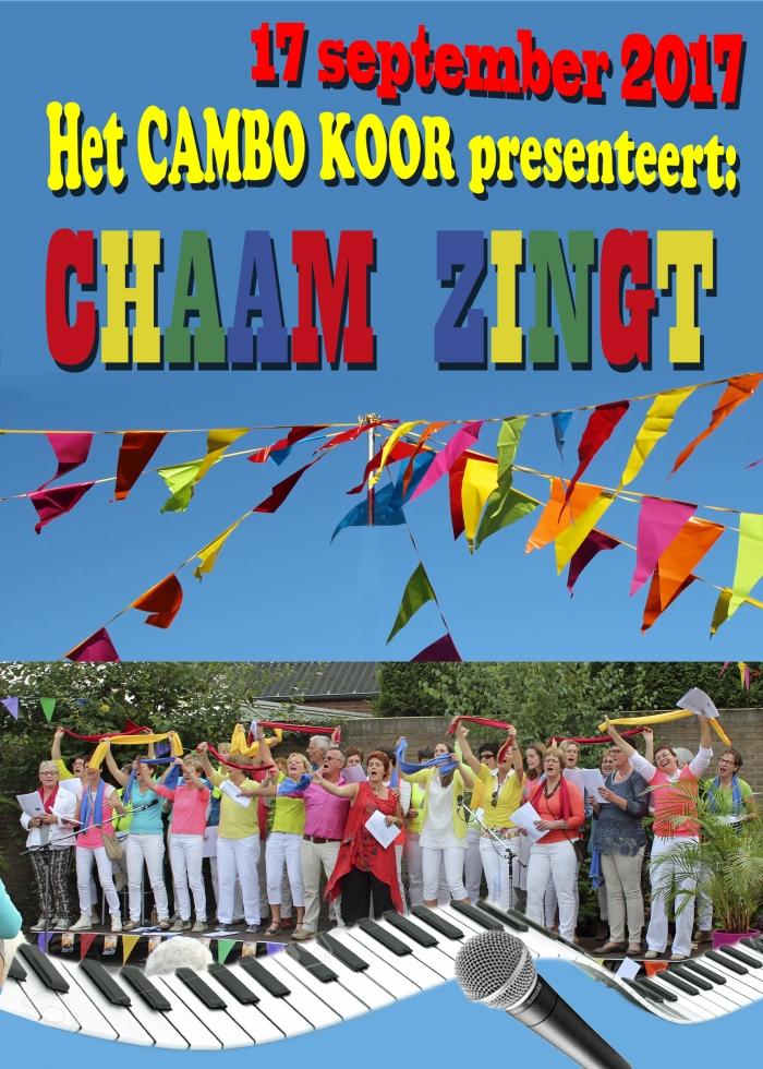 Chaam Zingt