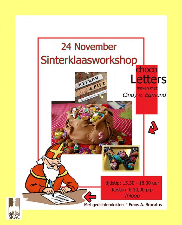 Sinterklaasworkshop