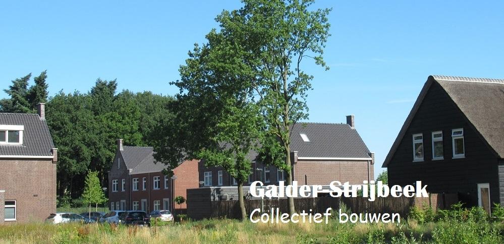Collectief bouwen in Galder
